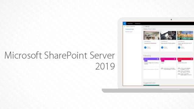 Microsoft SharePoint Server 2019
