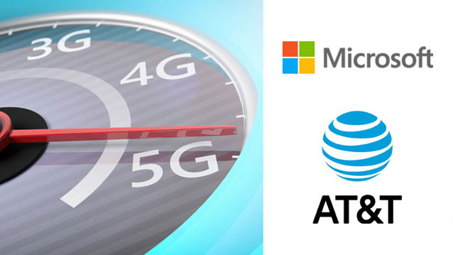 AT&T and Microsoft