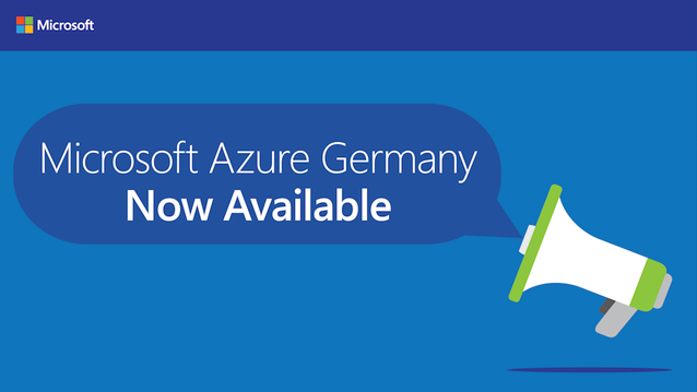 Microsoft azure germany